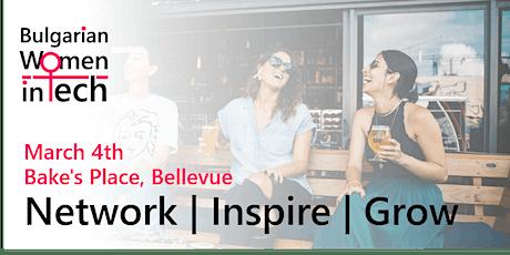Tech Industry Networking Event + International Women's Day Celebration tickets