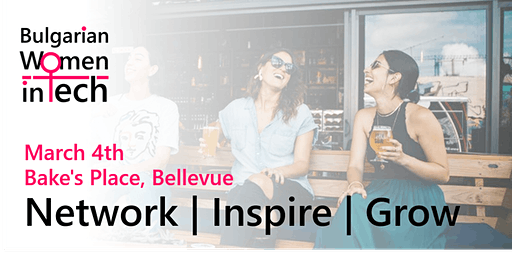 Tech Industry Networking Event + International Women's Day Celebration