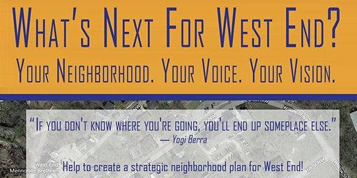 West End Community Workshop