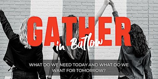 Tomorrow Woman - GATHER in Batlow