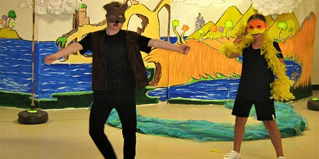 Summer Drama Camps in Calgary for Kids/Youth ages 7-14 tickets
