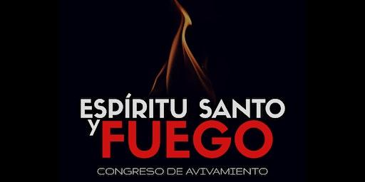 CONGRESO ESPÍRITU SANTO Y FUEGO