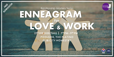 Relationship Mastery Series: Enneagram for Love & Work #4 tickets