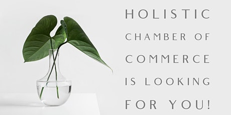 Holistic Chamber Of Commerce Meeting tickets