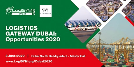 LogiSYM Dubai 2020 tickets