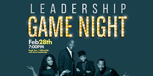 Leadership Game Night