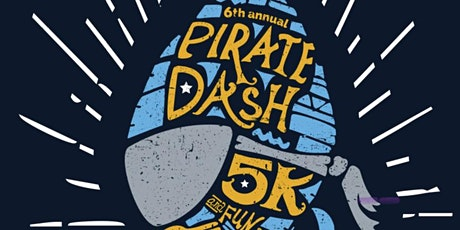 Pirate Dash 5K and 1 Mile Fun Run tickets