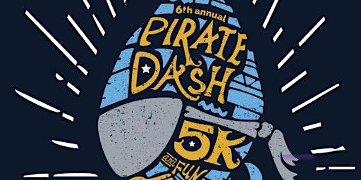Pirate Dash 5K and 1 Mile Fun Run