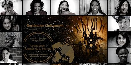 Destination Changement tickets