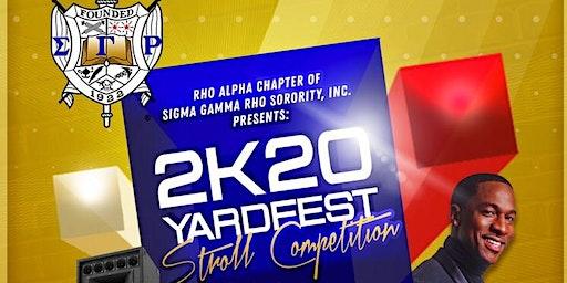Yardfest 2k20: 90's/2000's Edition