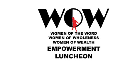 "2020 ""WOW"" WOMEN'S LUNCHEON tickets"