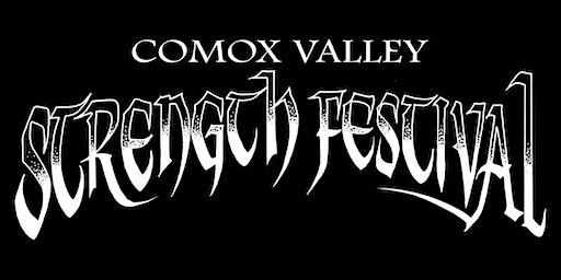 Comox Valley Strength Festival Scottish Highland Heavy Events