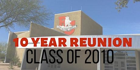 Boulder Creek Class of 2010 Reunion tickets