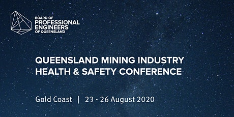 Queensland Mining Industry Health & Safety Conference tickets