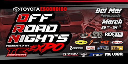 OFF ROAD NIGHTS  Expo