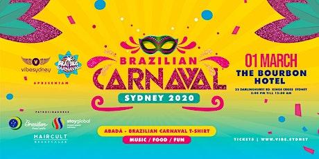 Brazilian Carnaval Sydney 2020 tickets