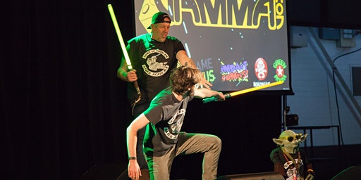 GC Superhero Weekend 2020 x Sons of Obiwan Light Sabre Academy - Session 1