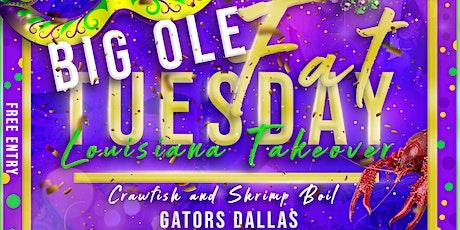 Big Ole Fat Tuesday tickets
