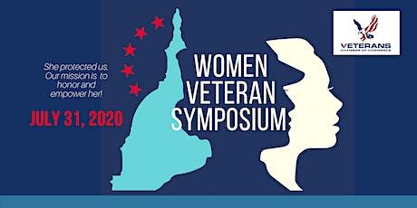 Women Veterans Symposium 2020 tickets