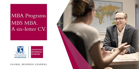 MBA Programs - Meet the Director in Perth tickets