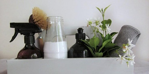 DIY Green Cleaning - Make Over My Cleaning Cupboard