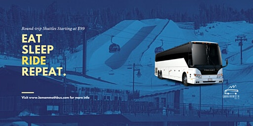 1-Day Round Trip Shuttle to Mammoth Mountain Ski Resort(Los Angeles Pickup)
