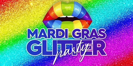 Mardi Gras Glitter Party tickets