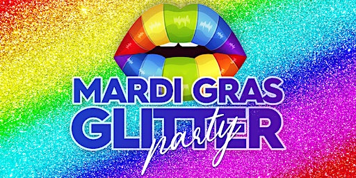 Mardi Gras Glitter Party