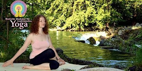 Kostenlose Yoga-Probestunde in der Au Tickets