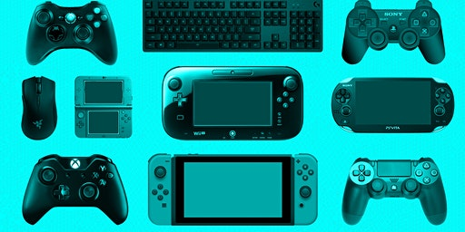 Design A Videogame • 9am - 12pm