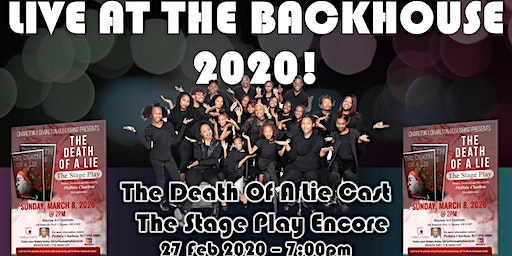 LIVE At The Backhouse 2020