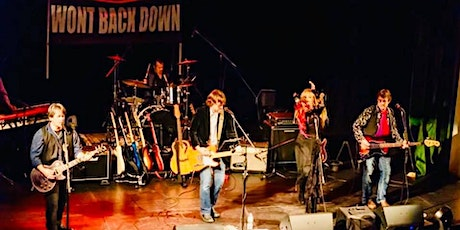 """Won't Back Down"" Tom Petty and Heartbreakers tribute band  tickets"