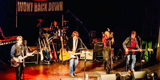 """Won't Back Down"" Tom Petty and Heartbreakers tribute band"