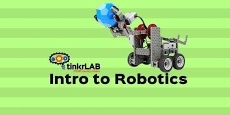 Intro to Robotics • 1pm - 4pm tickets