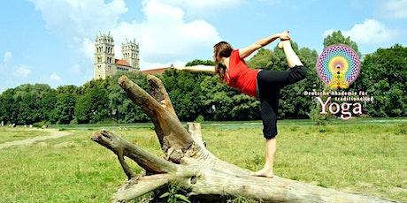 Kostenlose Yoga-Probestunde im Olympiadorf Tickets