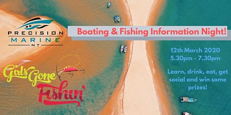FREE! Boating and Fishing Information Night tickets