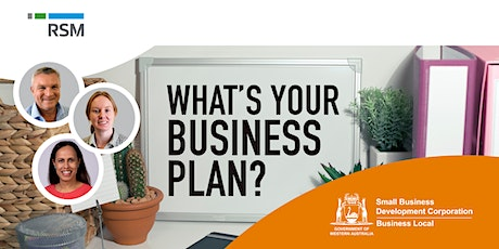 How to Write a Business Plan (Geraldton) tickets
