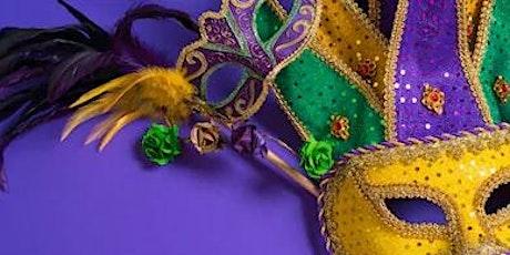 Mardi Gras,Masks,Murder! tickets
