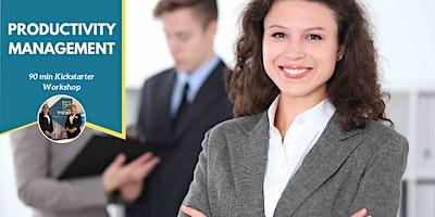 Productivity Management   Workshop Training Course   Perth CBD