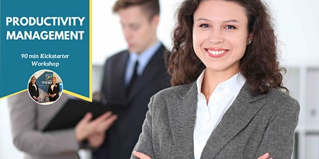 Productivity Management | Workshop Training Course | Perth CBD tickets