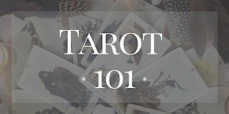 Tarot 101 tickets