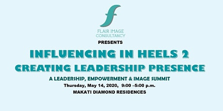 Influencing in Heels 2: Creating Leadership Presence tickets