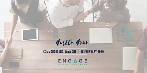 Engage SEA's Hustle Hour