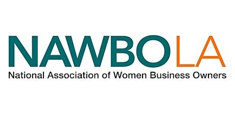 NAWBO-LA 34th Annual Leadership and Legacy Awards Luncheon tickets