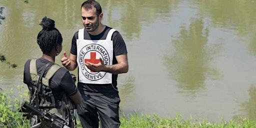 """Conférence """"L'humanitaire face à la lutte contre le terrorisme"""""""
