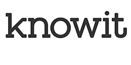 Frukostseminarium med Knowit - Agila vinnare och förlorare tickets