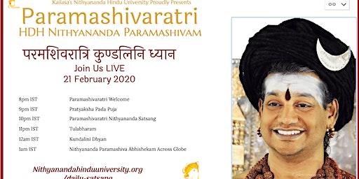 Maha ParamaShivaratri Celebration