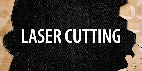 Laser Cutting 101 • 1:00p - 4:00p tickets