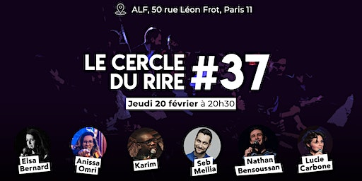 [STAND UP] Cercle du rire #37