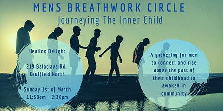 Mens Breathwork Circle - Journeying The Inner Child tickets